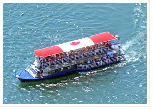 Toronto Harbour and Island Cruise Tour